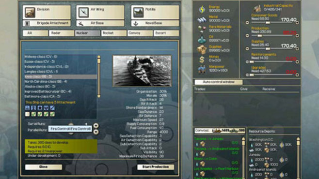 Hearts of Iron 2 Complete Screenshot 4