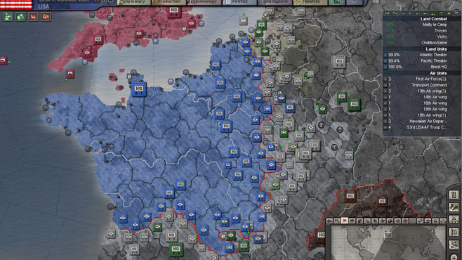 Hearts of Iron III Collection Screenshot 4