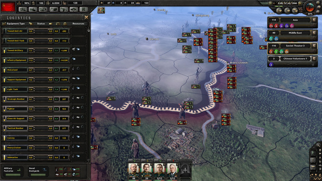 Hearts of Iron IV: Cadet Edition Screenshot 4