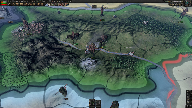 Hearts of Iron IV: Battle for the Bosporus Screenshot 3