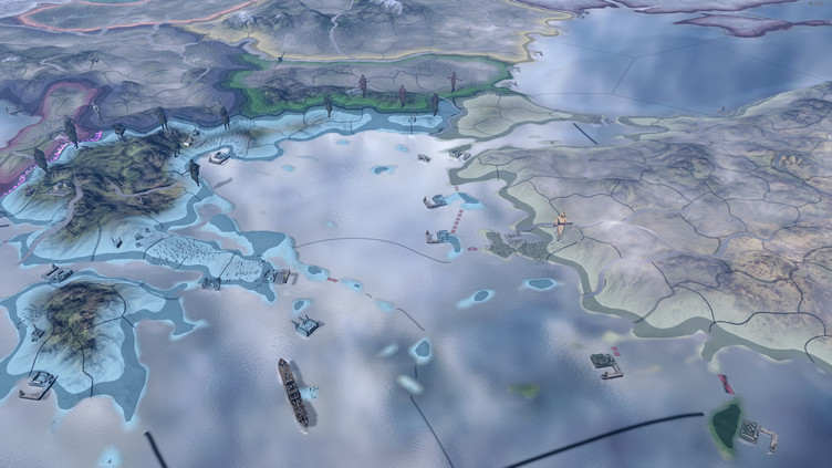Hearts of Iron IV: Battle for the Bosporus Screenshot 8