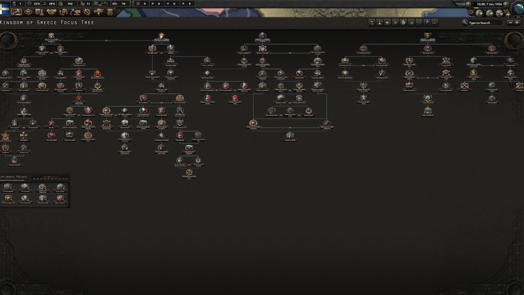 Hearts of Iron IV: Battle for the Bosporus Screenshot 9