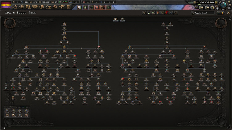Hearts of Iron IV: La Résistance Screenshot 6