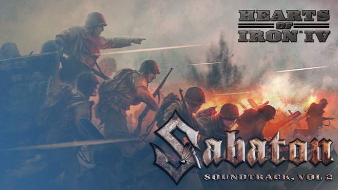 Hearts of Iron IV: Sabaton Soundtrack Vol. 2 Screenshot 1