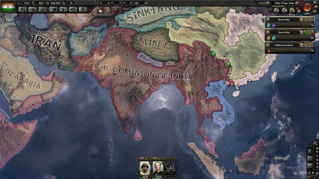Hearts of Iron IV: Together for Victory Screenshot 3