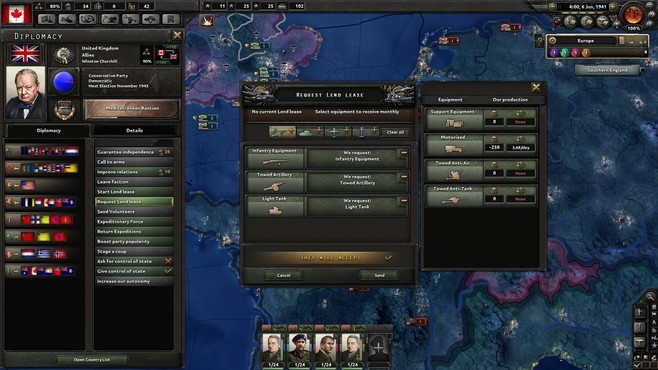 Hearts of Iron IV: Together for Victory Screenshot 4