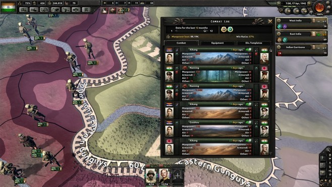 Hearts of Iron IV: Together for Victory Screenshot 8