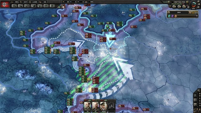 Hearts of Iron IV: Together for Victory Screenshot 9