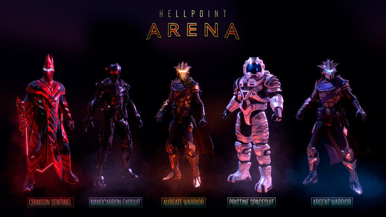 Hellpoint Screenshot 14