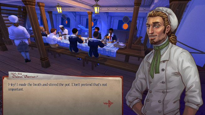 Herald: An Interactive Period Drama - Book I & II Screenshot 2
