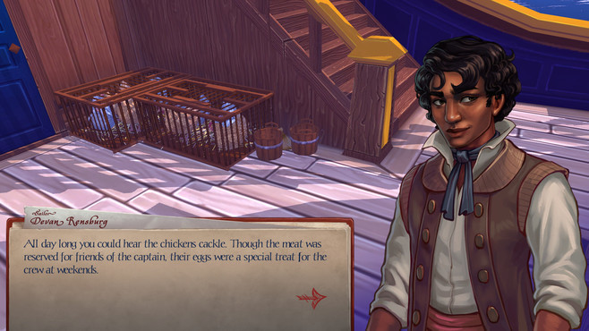 Herald: An Interactive Period Drama - Book I & II Screenshot 8