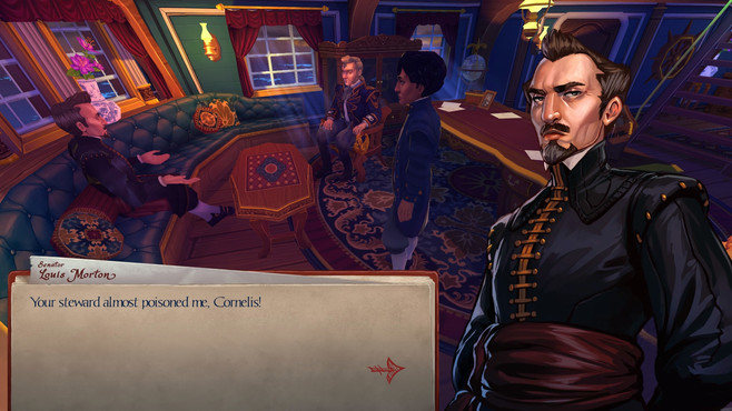 Herald: An Interactive Period Drama - Book I & II Screenshot 11