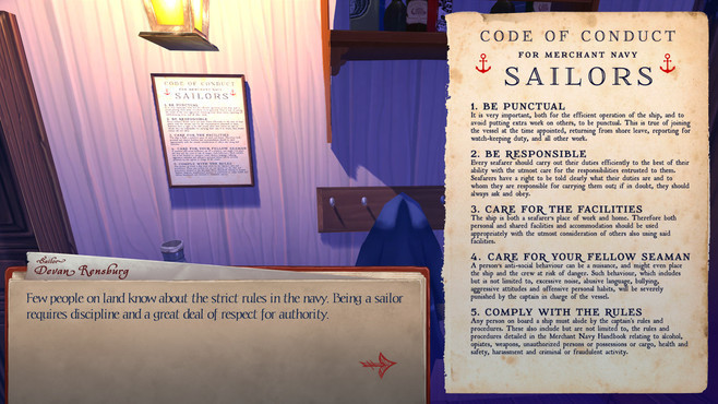 Herald: An Interactive Period Drama - Book I & II Screenshot 13