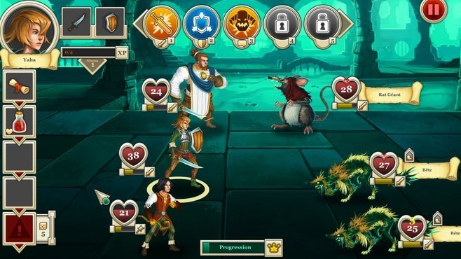 Heroes & Legends: Conquerors of Kolhar Screenshot 7