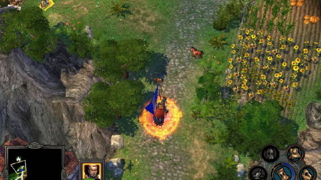 Heroes of Might & Magic V Screenshot 1