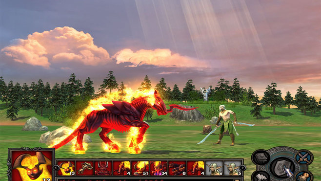 Heroes of Might & Magic V Screenshot 4