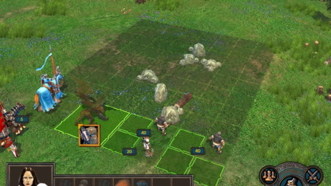 Heroes of Might & Magic V Screenshot 5
