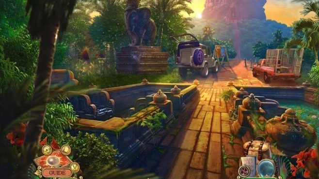 Hidden Expedition: The Fountain of Youth Collector's Edition Screenshot 2