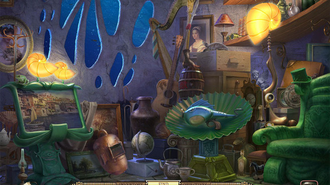 Hidden Expedition: Uncharted Islands Collector's Edition Screenshot 2