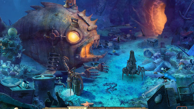 Hidden Expedition: Uncharted Islands Collector's Edition Screenshot 5