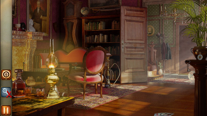 Hidden Objects - 2 in 1 - Jules Verne Pack Screenshot 4