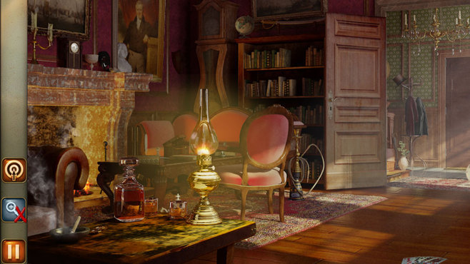 Hidden Objects - 2 in 1 - Jules Verne Pack Screenshot 5