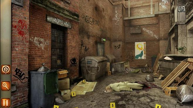 Hidden Objects - 3 in 1 - Crime Scene Pack Screenshot 7