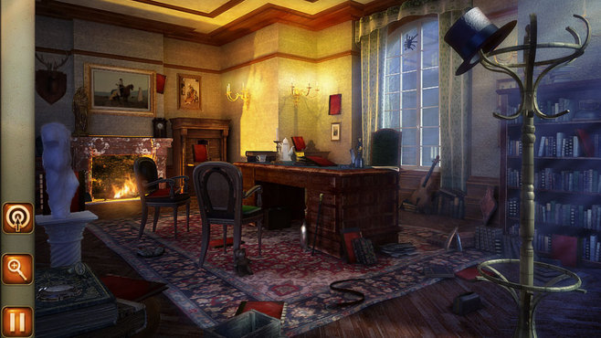 Hidden Objects - 3 in 1 - Thriller Pack Screenshot 11