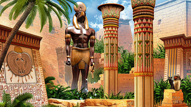 Hide & Secret: Pharaoh's Quest Screenshot 1