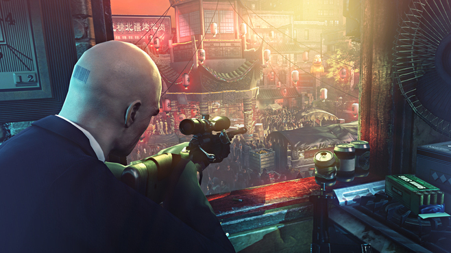 Hitman: Absolution - Elite Edition Screenshot 1