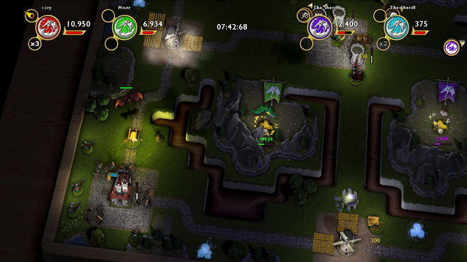Hoard Screenshot 3