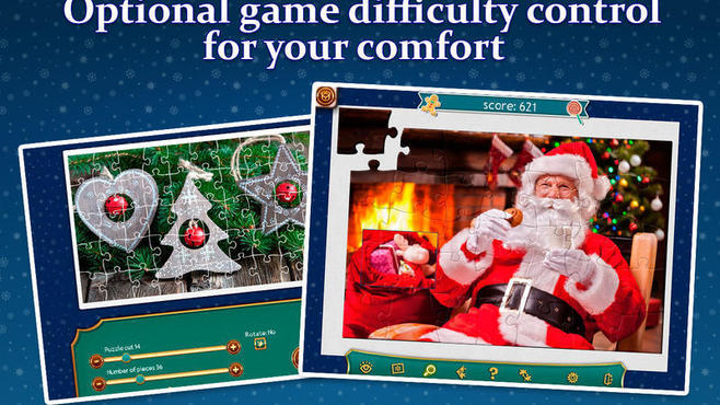 Holiday Jigsaw Chirstmas 4 Screenshot 3