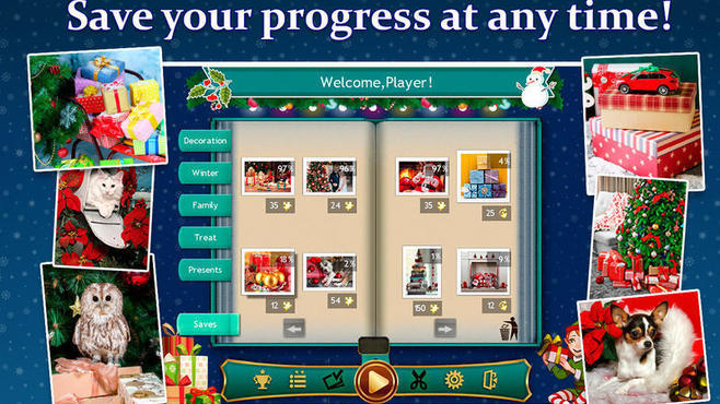 Holiday Jigsaw Chirstmas 4 Screenshot 5