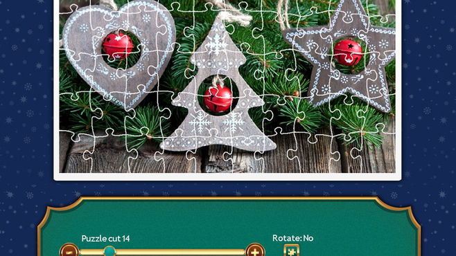 Holiday Jigsaw Chirstmas 4 Screenshot 10
