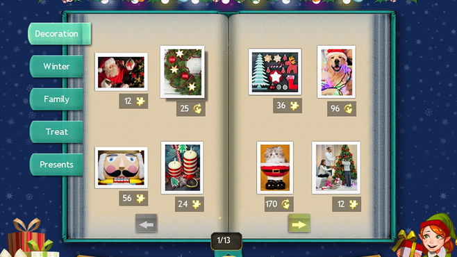 Holiday Jigsaw Chirstmas 4 Screenshot 11