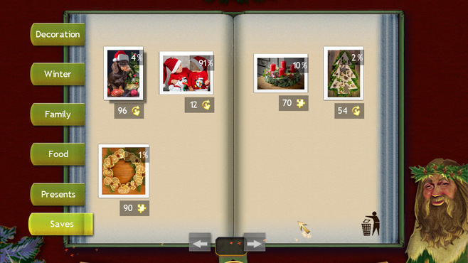 Holiday Jigsaw Christmas 2 Screenshot 3