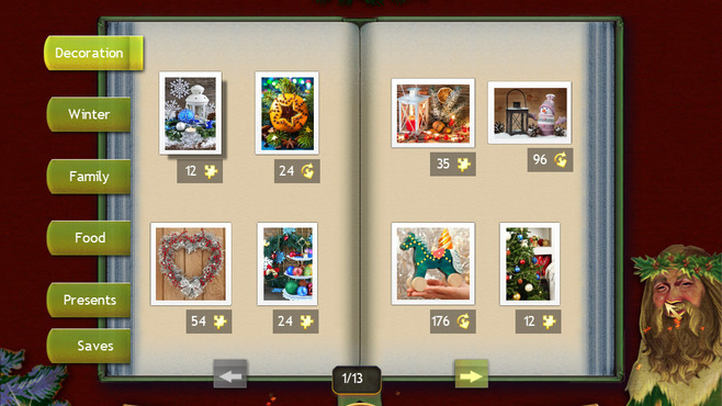 Holiday Jigsaw Christmas 2 Screenshot 4