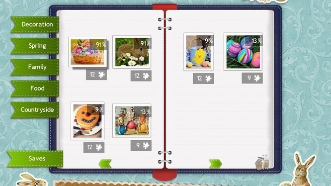 Holiday Jigsaw Easter 4 Screenshot 3