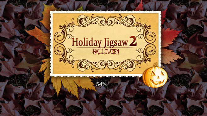 Holiday Jigsaw Halloween 2 Screenshot 6