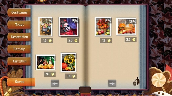 Holiday Jigsaw Halloween 3 Screenshot 4