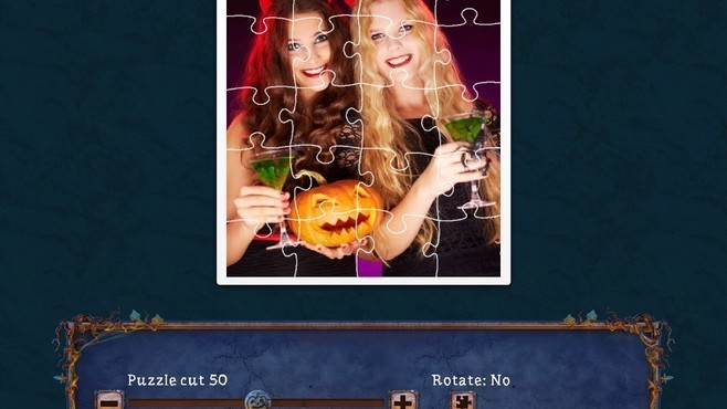 Holiday Jigsaw Halloween 4 Screenshot 4