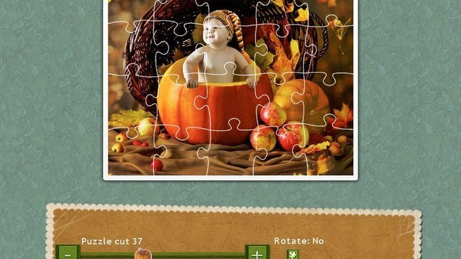 Holiday Jigsaw Thanksgiving Day 2 Screenshot 4