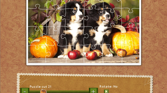 Holiday Jigsaw Thanksgiving Day Screenshot 7