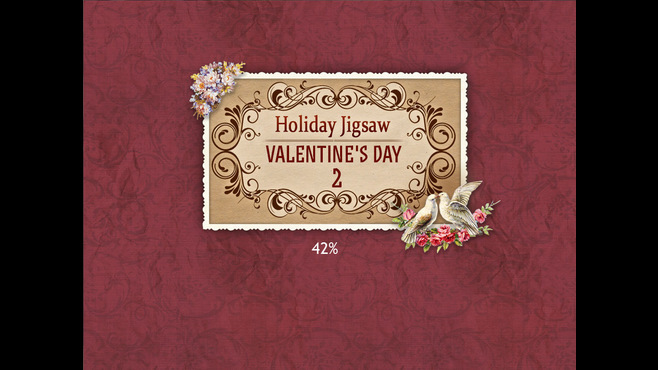 Holiday Jigsaw Valentine's Day Screenshot 6