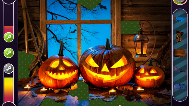 Holiday Mosaics Halloween Puzzles Screenshot 5