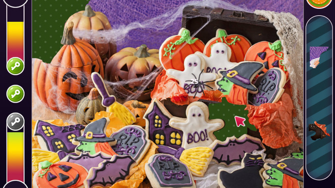Holiday Mosaics Halloween Puzzles Screenshot 6