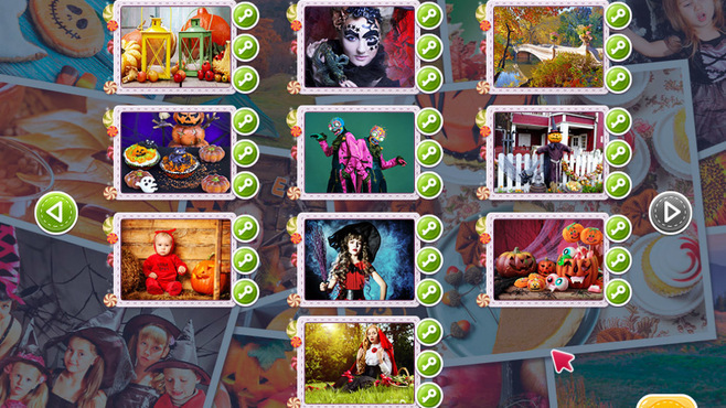 Holiday Mosaics Halloween Puzzles Screenshot 7