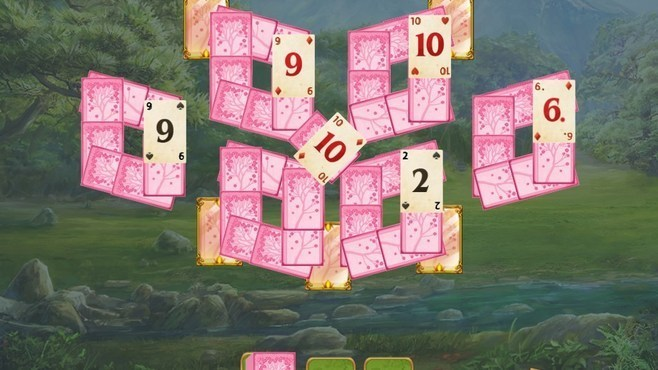Holiday Solitaire Easter Screenshot 2
