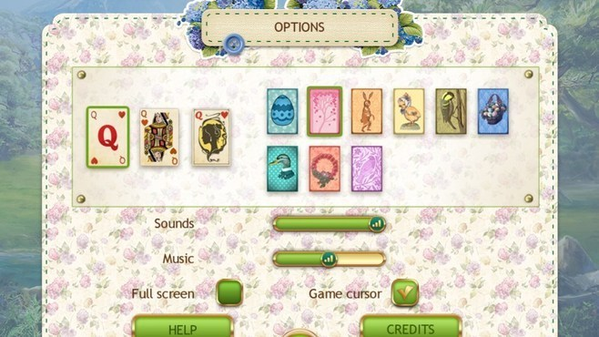 Holiday Solitaire Easter Screenshot 5