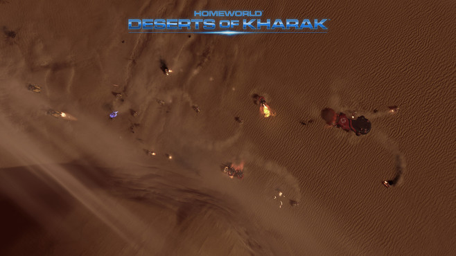 Homeworld: Deserts of Kharak Screenshot 1